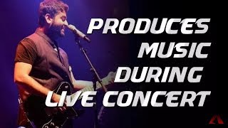 download lagu Arijit Singh Produces Music During Live Concert 2017 gratis