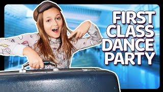 FLYING FIRST CLASS FOR THE FIRST TIME Ft.Piper Rockelle and Gavin Magnus | Sophie Fergi