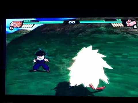 Dragon Ball Z Budokai tenkaichi 3 tips -  Easy kamehameha