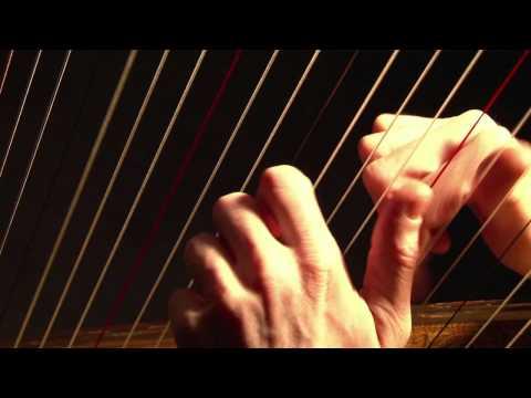 Francisco Tárrega - Recuerdos de la Alhambra - Sylvain Blassel, harp