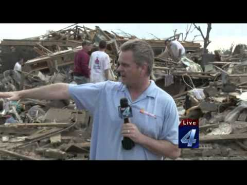 No Rescue, Only Recovery at Moore Elementary: Children Still