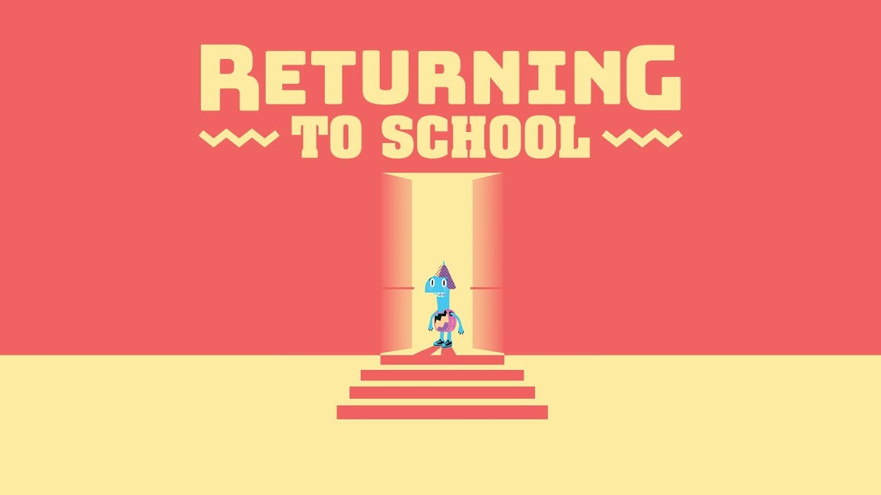 Imaginary Friend Society – Returning to School