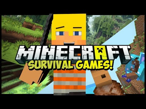 Minecraft Survival Games #5 - Dem Snipez Tho..