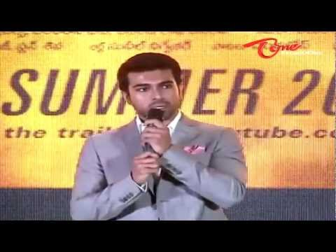 Toofan Trailer Launch Video - 02