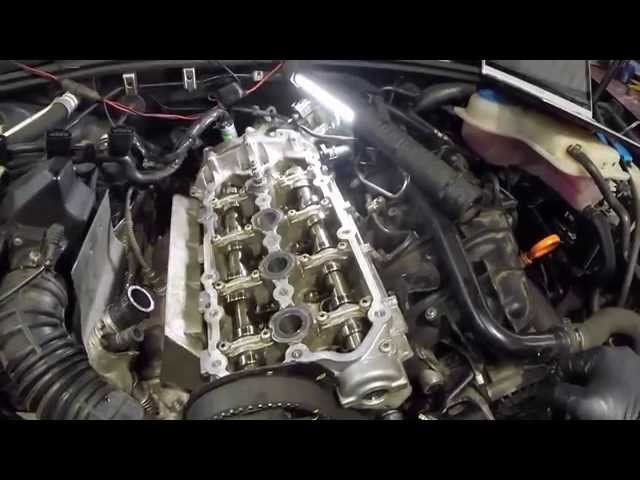 Audi A4 Quattro 2 0L FSI update 4 - YouTube
