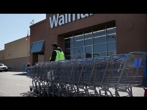 Walmart Black Friday- Why Workers Are Striking