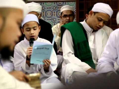 Darul Murtadza: Qasidah 8 - Ahmad Ya Habibi video