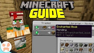 MENDING VILLAGER! | Minecraft Guide Episode 25 (Minecraft 1.15.2 Lets Play)