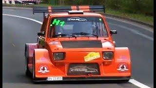 13.000Rpm Fiat 126 Widebody // Hayabusa Engine Swap on 660Kg Proto