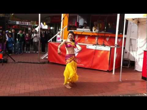 Chinese Girl Dancing chikni Chameli From The Movie agneepath video