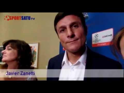 Wawancara Eksklusif SportSatu.tv dengan Javier Zanetti