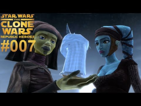 Let's Play Star Wars The Clone Wars Republic Heroes #007 [Together] [Deutsch] [Full-HD]