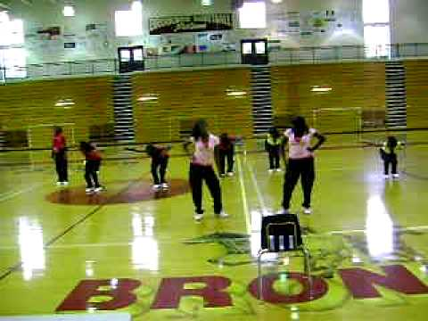 Brookwood High School. Mill Creek High School Step
