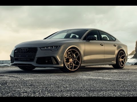 TAG Motorsports 700 HP Audi RS7 - One Take