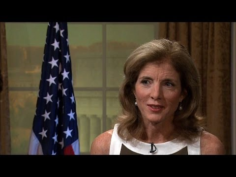 Caroline Kennedy on why this is a critical time for U.S. and Japan