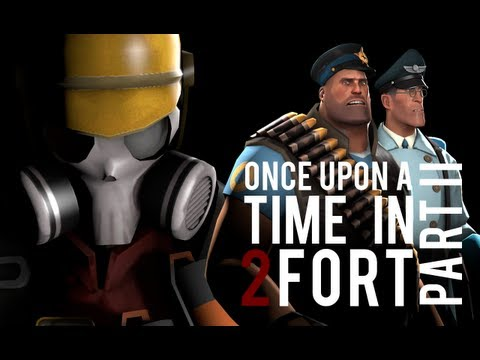 """Once Upon A Time In 2fort, Part 2"" - SFM"