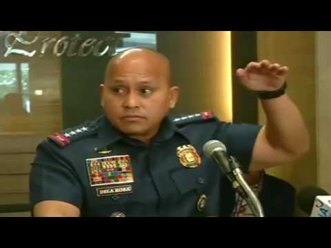 PINOYNEWSPH:  Solicitor General Jose Calida, PNP Chief Dela Rosa Press Conference 3/3