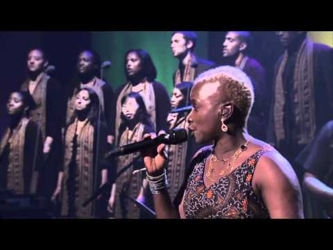 Pbs - Angelique Kidjo covers Bob Marley's Redemption song at her PBS Special