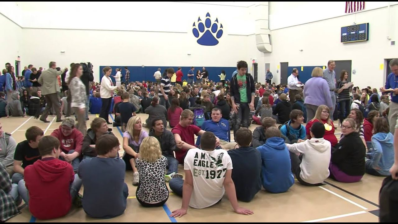 Deer Creek Tornado Wadena-deer Creek School