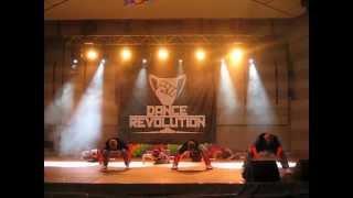 Time To Show@Dance Revolution 2012 Vilnius Lithuania