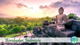 Borobudur - A Beautiful Historical Site [Bodhi.Travel]