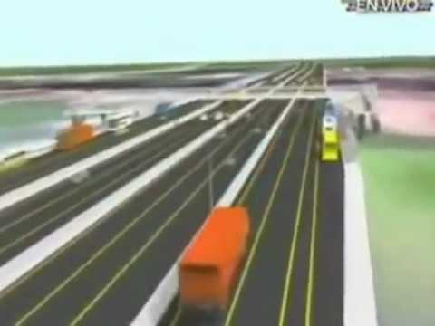 Gobierno invertirá $ 7 mil millones para construir modernas autopistas en el país.