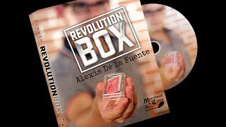 REVOLUTION BOX BY ALEXIS FUENTE - DAYTONA MAGIC