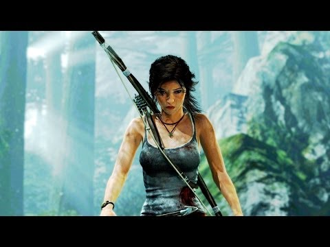 TOMB RAIDER DEFINITIVE EDITION - Playstation 4 Gameplay (Português PT-BR)