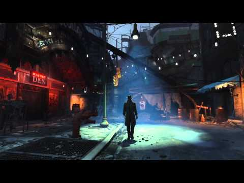Дебютный трейлер Fallout 4 - YouTube