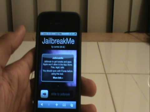 How to JailBreak iPhone 4 (jail Break iphone ios 4.0+) Ipad. ipod touch