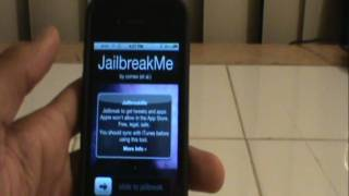 How to JailBreak iPhone 4 (jail Break iphone ios 4.0+) Ipad, ipod touch