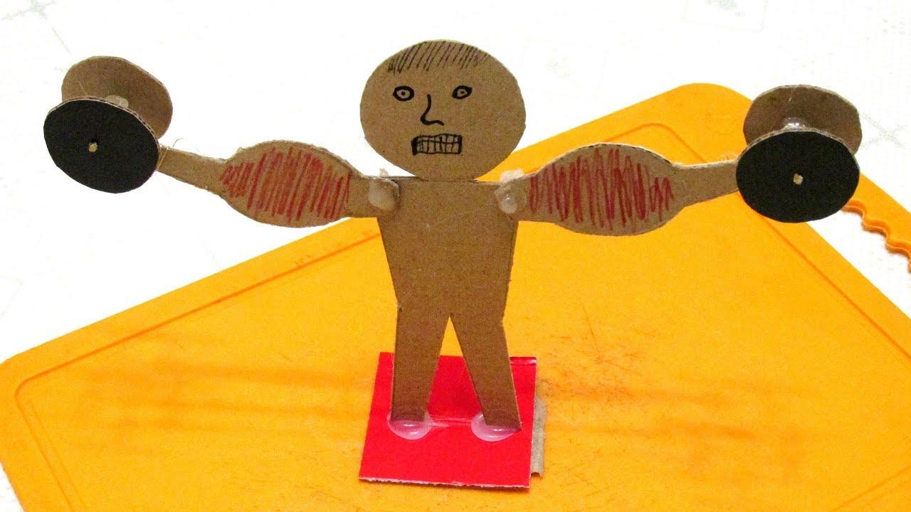 Игрушек из картона своими руками 202