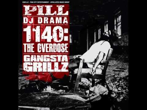 PILL - THE OVERDOSE - 14 - G SHIT