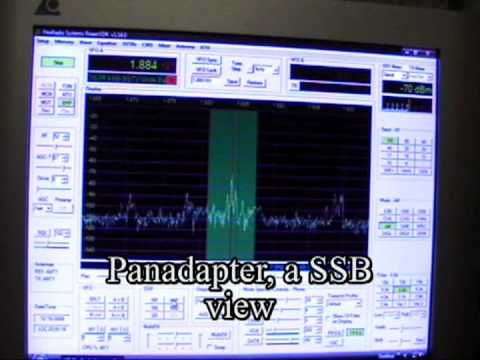 Reviewing the Flex 5000A SDR Ham radio (Flex 5000 discontinued).