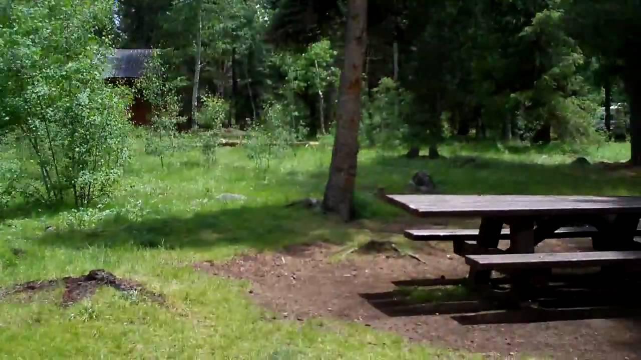 Rainbow campground at big lake arizona youtube for Big lake az fishing report