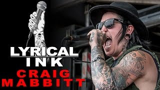 Tattoos and Music - Craig Mabbitt   Lyrical Ink