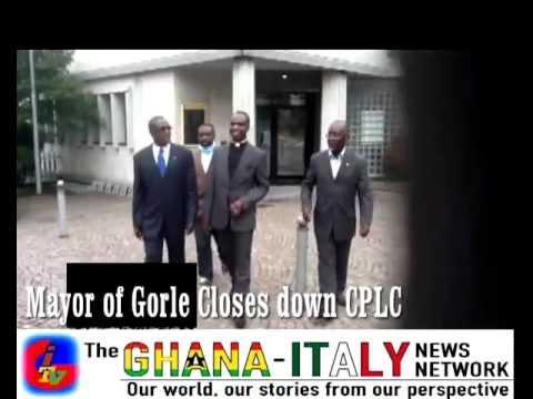 THE GHANA ITALY NEWS - NOVEMBER 2012 EDITION