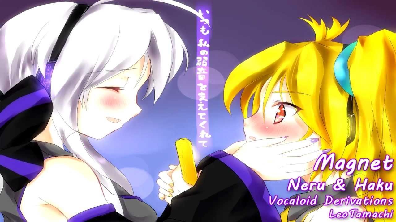 Vocaloid Neru And Haku Neru  amp Yowane Haku Magnet