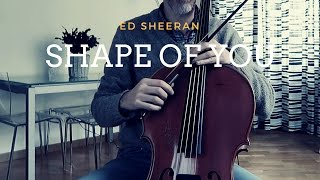 Download Lagu Ed Sheeran - Shape of you for cello and piano (COVER) Gratis STAFABAND