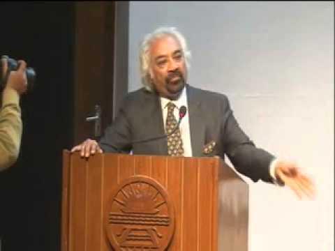 Sam Pitroda in Panjab University on jan-31-2013