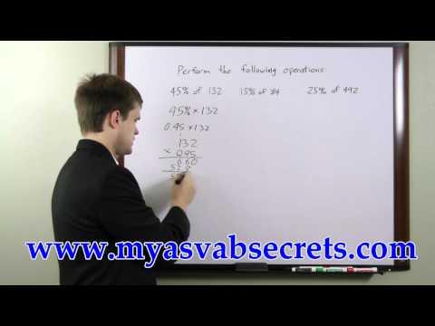 ASVAB Math Help -  Free ASVAB Math Prep