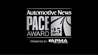 2019 Automotive News PACE Awards