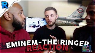 THE RINGER x EMINEM | NO MORE MUMBLE RAP | REACTION
