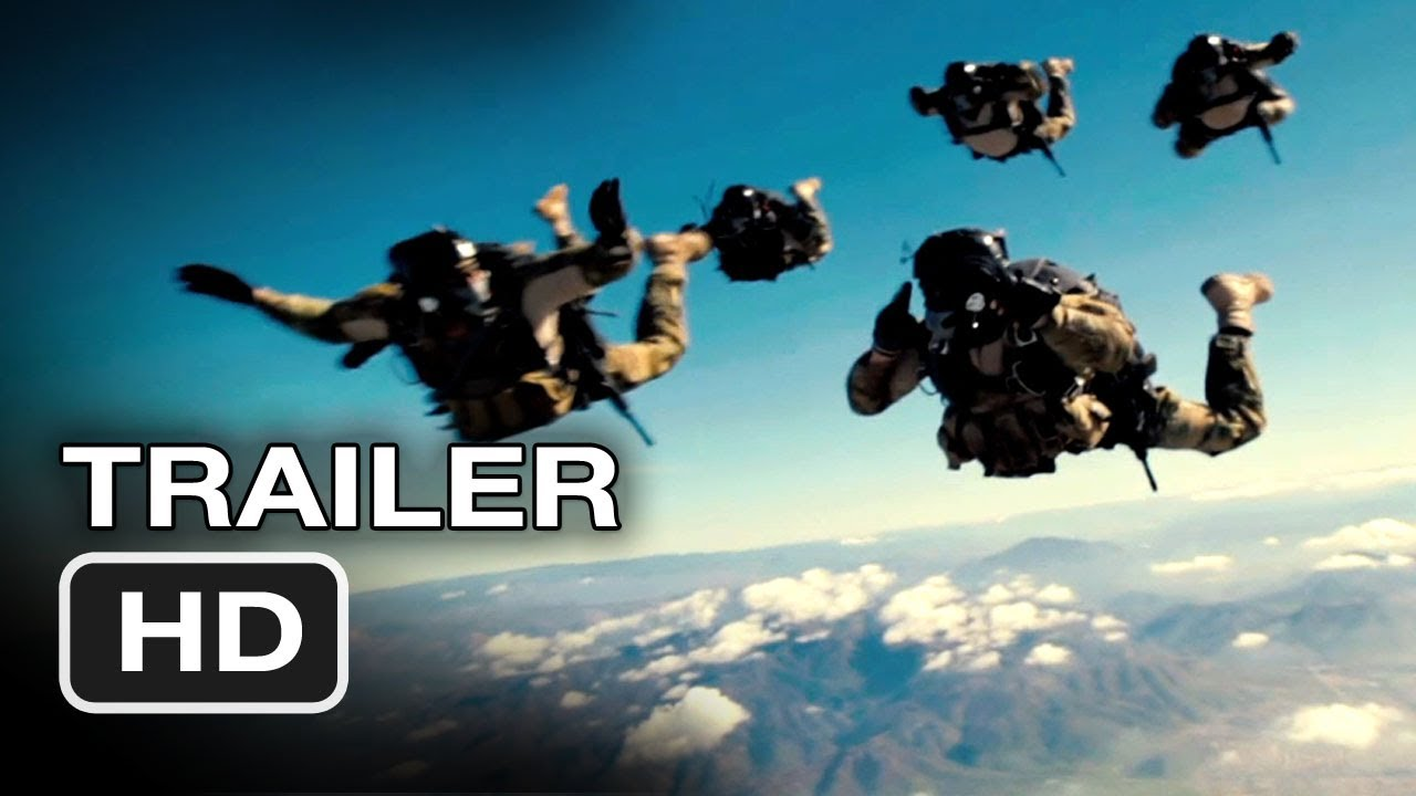 Act Of Valor (2012) Official Trailer - HD Movie - Navy SEALS - YouTube