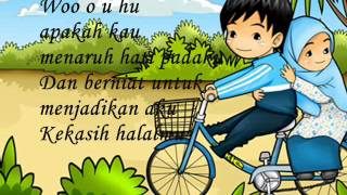 Kekasih Halalmu The Only One For You With Lirik Noura Klip Inf