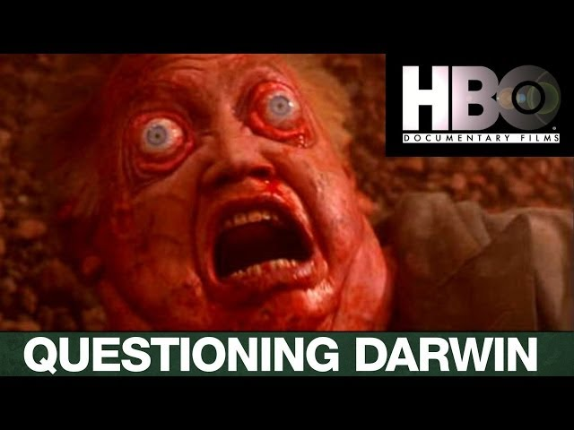 HBO's Questioning Darwin: Creationists Go Full Retard
