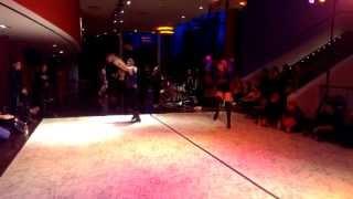 Baltic Session Vogue 1/4 Barracuda & Dmitry Ninja-Bonchinche'