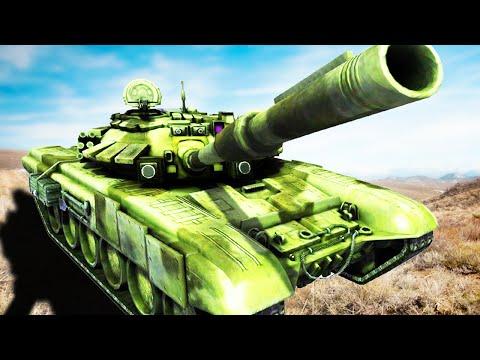 I'M INSIDE A TANK! (World of Tanks)