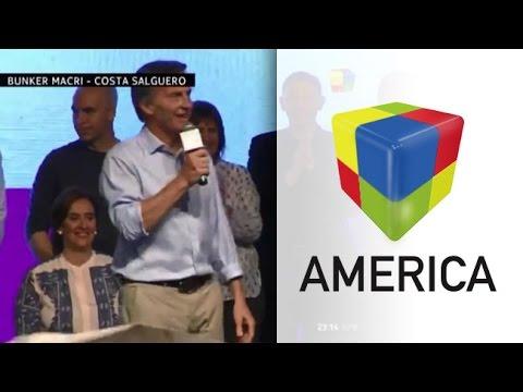Macri: Lo que ya ha sucedido hoy cambia la política de este país