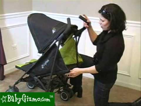 Baby Gizmo Cybex Onyx Stroller Review
